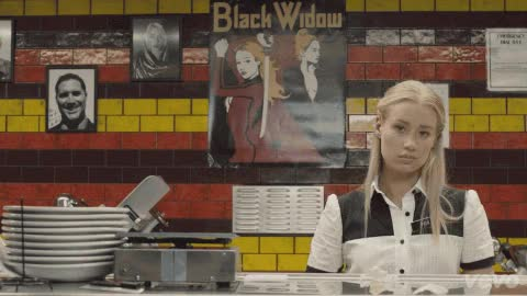 Watch and share Black Widow GIFs and Iggy Azalea GIFs on Gfycat