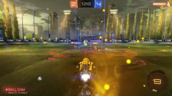 rocketleague, Synchronized Strike GIFs