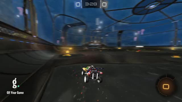 Watch Goal 1: Dabble GIF by Gif Your Game (@gifyourgame) on Gfycat. Discover more Dabble, Gif Your Game, GifYourGame, Goal, Rocket League, RocketLeague GIFs on Gfycat