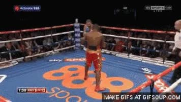 Watch and share Tony Bellew GIFs on Gfycat