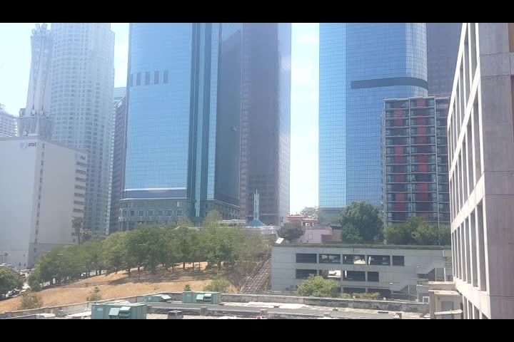 LosAngeles, losangeles, Looked outside and saw Angel's Flight running for the first time in years (reddit) GIFs