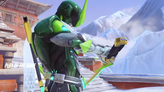 Watch and share Overwatch GIFs and Potg GIFs by hughim on Gfycat