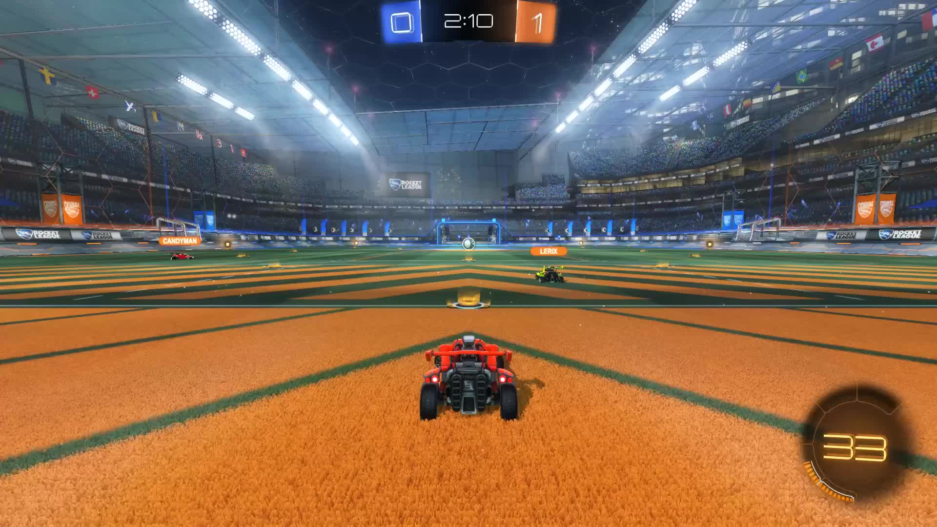 Gif Your Game, GifYourGame, Goal, Nymph, Rocket League, RocketLeague, Goal 2: Nymph GIFs