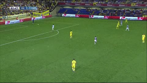 Watch and share Cani. Villareal - Valladolid. 2013-14 GIFs by fatalali on Gfycat