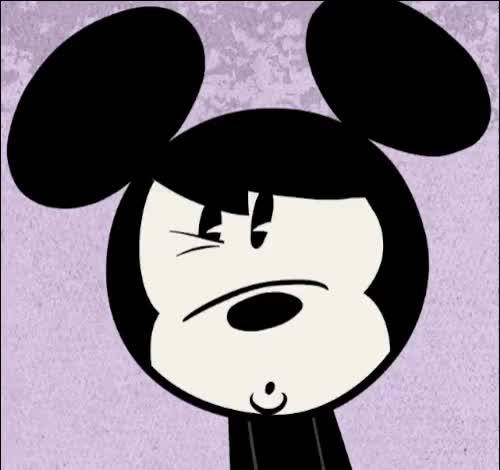 Watch and share Mickey Mouse Gif GIFs and Bottle Shocked GIFs on Gfycat