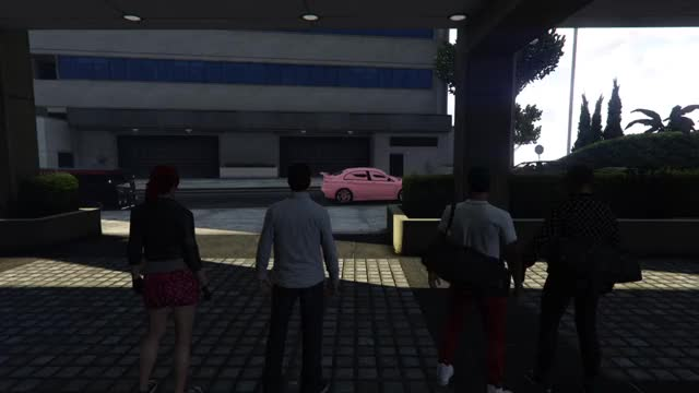Watch and share Gaming GIFs and Gta5 GIFs by gamesoup440 on Gfycat