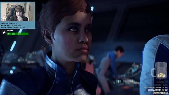 Watch and share Andromeda Faces GIFs by kitashimakaze on Gfycat