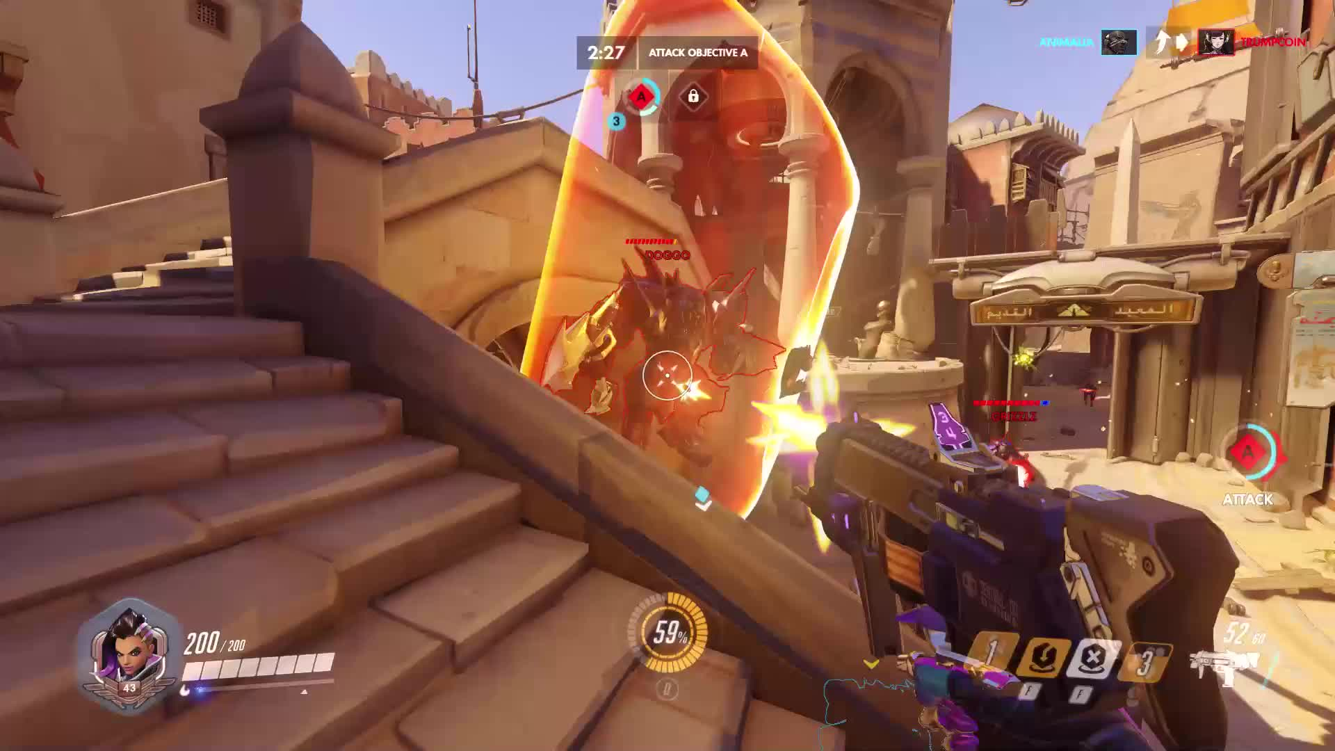 iframe, overwatch, sombra, Sombra iFrame GIFs
