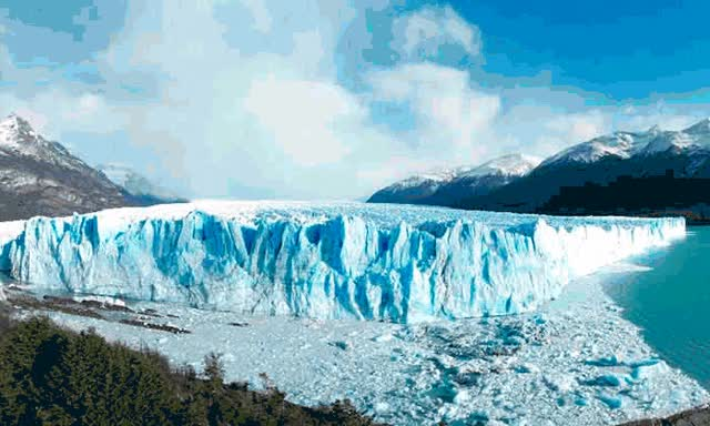 Watch and share Glaciers And Penguins Calafate Patagonia Argentina Travel Agency GIFs on Gfycat