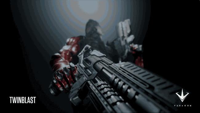 Video Game - Paragon   Tags: Paragon GIFs