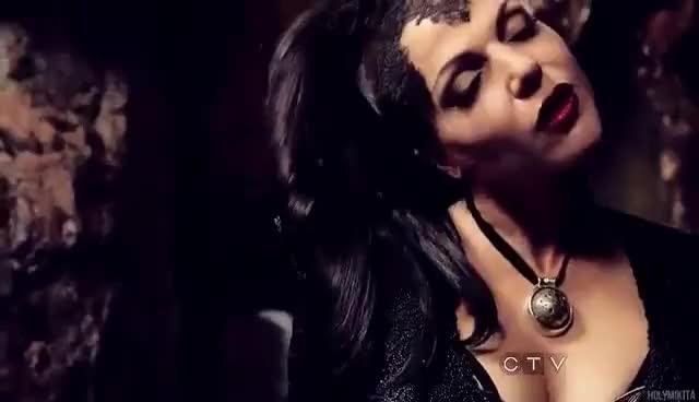 Watch Regina Mills GIF on Gfycat. Discover more Lana Parrilla, OUAT, Regina Mills GIFs on Gfycat