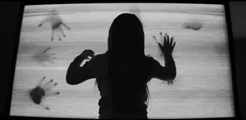 Watch and share Black And White GIFs and Horror Blog GIFs on Gfycat