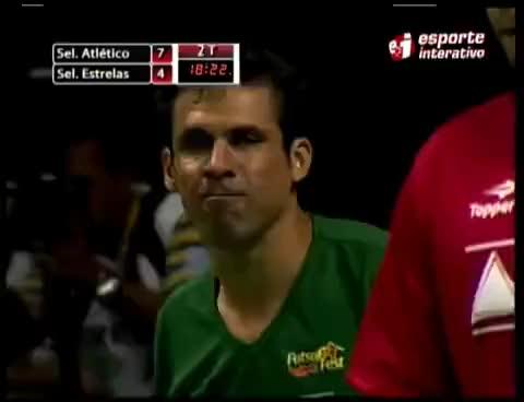 Watch and share Falcao GIFs and Futsal GIFs on Gfycat