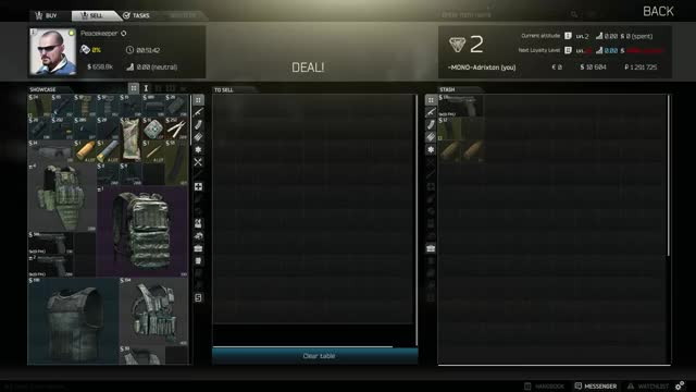 Watch and share EscapeFromTarkov 16_10_2017 21_09_40 GIFs by Adrixton on Gfycat