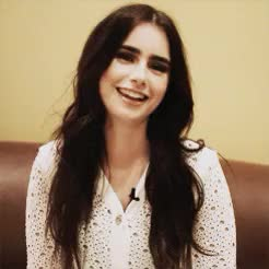 Watch and share Lily Luna Potter GIFs and Lily Collins Fc GIFs on Gfycat