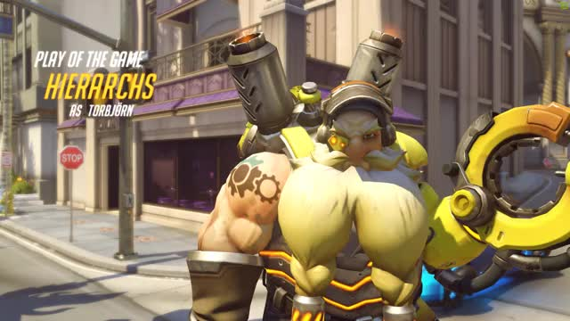 Watch Typical Torbjorn POTG GIF on Gfycat. Discover more overwatch, play of the game, torbjorn GIFs on Gfycat