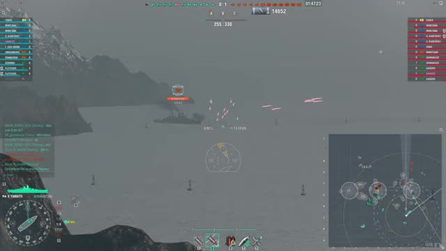 Watch and share World Of Warships GIFs by When I'm TRACER... on Gfycat