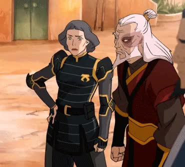 Watch and share Legend Of Korra GIFs and Lord Zuko GIFs on Gfycat