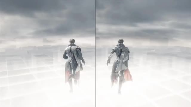 Assassin's Creed Syndicate - 30FPS Cloth Physics FIXED Comparison