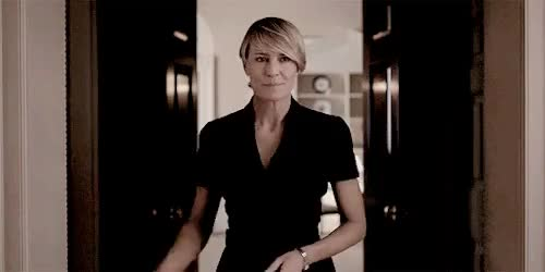 Watch this robin wright GIF on Gfycat. Discover more 1k, chapter 26, chapter 28, claire underwood, frank underwood, hoc, hocedit, house of cards, kevin spacey, mine, new dimensions, robin wright GIFs on Gfycat