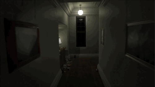 GIF, Gaming, PT, PuniTy, free game, free games, gaming gifs, horror, horror games, indie games, indie gaming, linux, mac, mac games, pc game, pc gaming, scary games, silent hill, PuniTya terrifying Unity-Based recreation of the PT hallway, GIFs