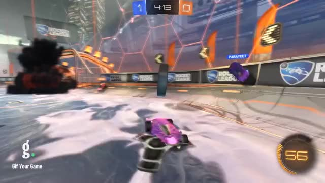 Watch Goal 2: Catman GIF by Gif Your Game (@gifyourgame) on Gfycat. Discover more Catman, Gif Your Game, GifYourGame, Goal, Rocket League, RocketLeague GIFs on Gfycat