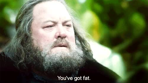 Watch and share Mark Addy GIFs on Gfycat