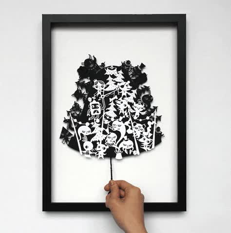 Watch and share Paper GIFs on Gfycat