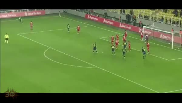 Watch and share Şener Özbayraklı Cannonball Goal GIFs by Эстетика Футбола on Gfycat