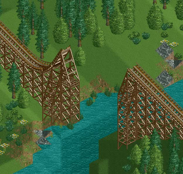 [2] Saves a lot of wood. (gif) : rct GIFs