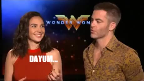 Watch Gal Gadot GIF on Gfycat. Discover more related GIFs on Gfycat