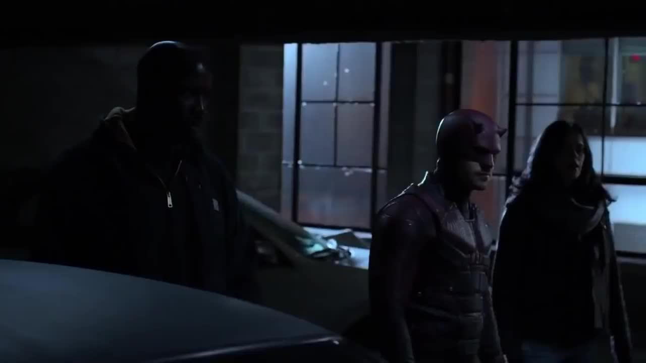 3haterz, Film & Animation, defenders, film & animation, marvel, Marvel's The Defenders (S1 Ep. 7): The Defenders vs The Three Fingers of the Hand GIFs