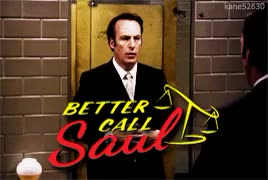 Watch this better call saul GIF on Gfycat. Discover more better call saul, boardwalk empire, brba, breaking bad, daredevil, game of thrones, gotham, gotham fox, house of cards, kane52630, louie, louie fx, television, the walking dead, top 10, true detective, tv shows GIFs on Gfycat