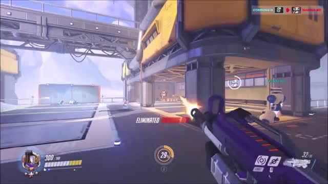 Watch and share Overwatch GIFs and Bastion GIFs by 76sup on Gfycat