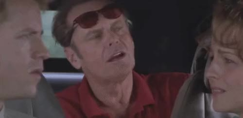 Watch and share Jack Nicholson GIFs and Funnygifs GIFs on Gfycat