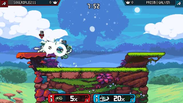 Watch and share Rivals Of Aether GIFs and Ranno GIFs by Galvin on Gfycat