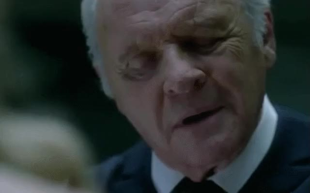 Watch and share Anthony Hopkins GIFs and Westworld GIFs by SourHero on Gfycat