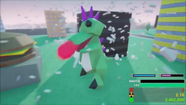 Watch and share Mutant Dino City1 GIFs on Gfycat