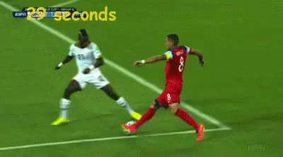 Watch this trending GIF on Gfycat. Discover more Clint Dempsey, GIF, Sports, USMNT, World Cup, football, soccer GIFs on Gfycat