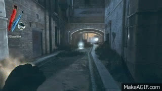 Dishonored Teleport... GIFs