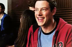 Watch and share Cory Monteith GIFs and Lea Michele GIFs on Gfycat