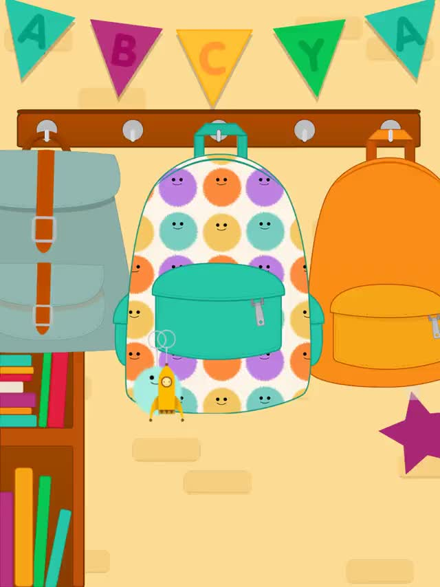 Watch and share My Awesome Backpack GIFs by nyangirl on Gfycat