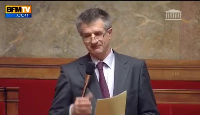 Watch and share Quand Jean Lassalle Fait Pleurer De Rire Les Députés GIFs on Gfycat