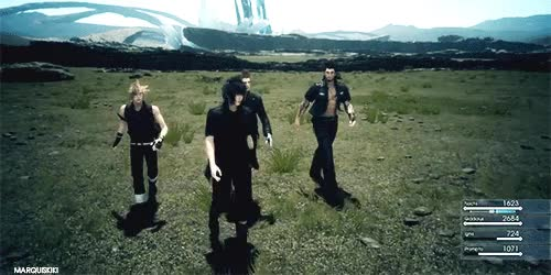 Watch and share Ff15 GIFs on Gfycat