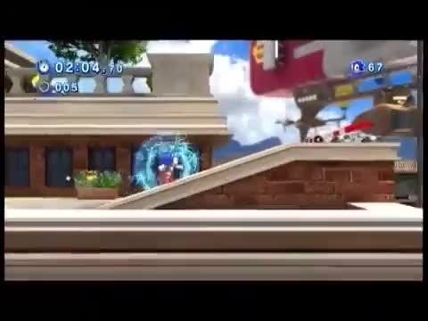 Watch Sonic Generations: 3D CLASSIC SONIC! GIF on Gfycat. Discover more Sonic Generations, bug, glitch GIFs on Gfycat