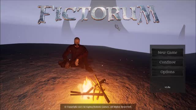 Watch Fictorum Title Screen GIF by Scraping Bottom Games (@scrapingbottomgames) on Gfycat. Discover more gameui GIFs on Gfycat
