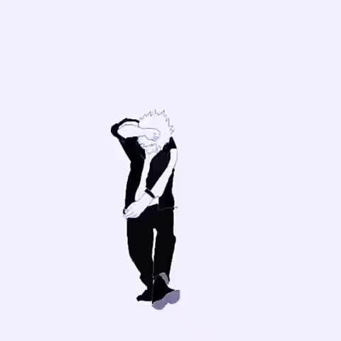 anime lover, my hero academia, my hero academia , bakugou dancing? CONSPIRACY THEORISTS UNITE GIFs