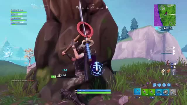 Watch Fortnite  GIF by Xbox DVR (@xboxdvr) on Gfycat. Discover more Fortnite, ThatMurphyMan, xbox, xbox dvr, xbox one GIFs on Gfycat