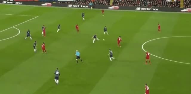 Watch and share Salah Strength Vs Manchester United 18-19 GIFs by FIFPRO Stats on Gfycat