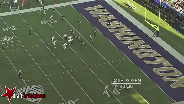 Watch and share Josh Rosen GIFs and Washington GIFs on Gfycat